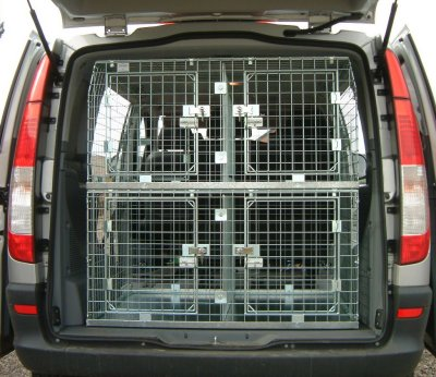 Dog Cage S Custom Made For Your Car Or Van Top Quality